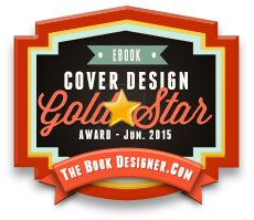 Ebook Cover Design Gold Star