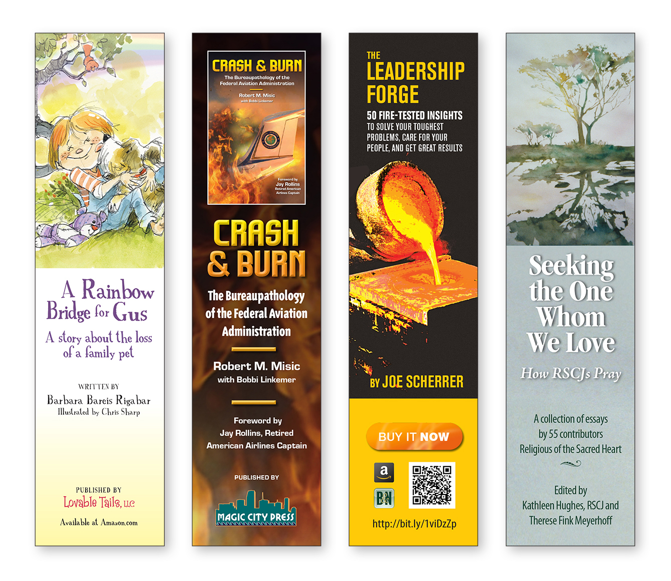 Book Advertisement Project Examples